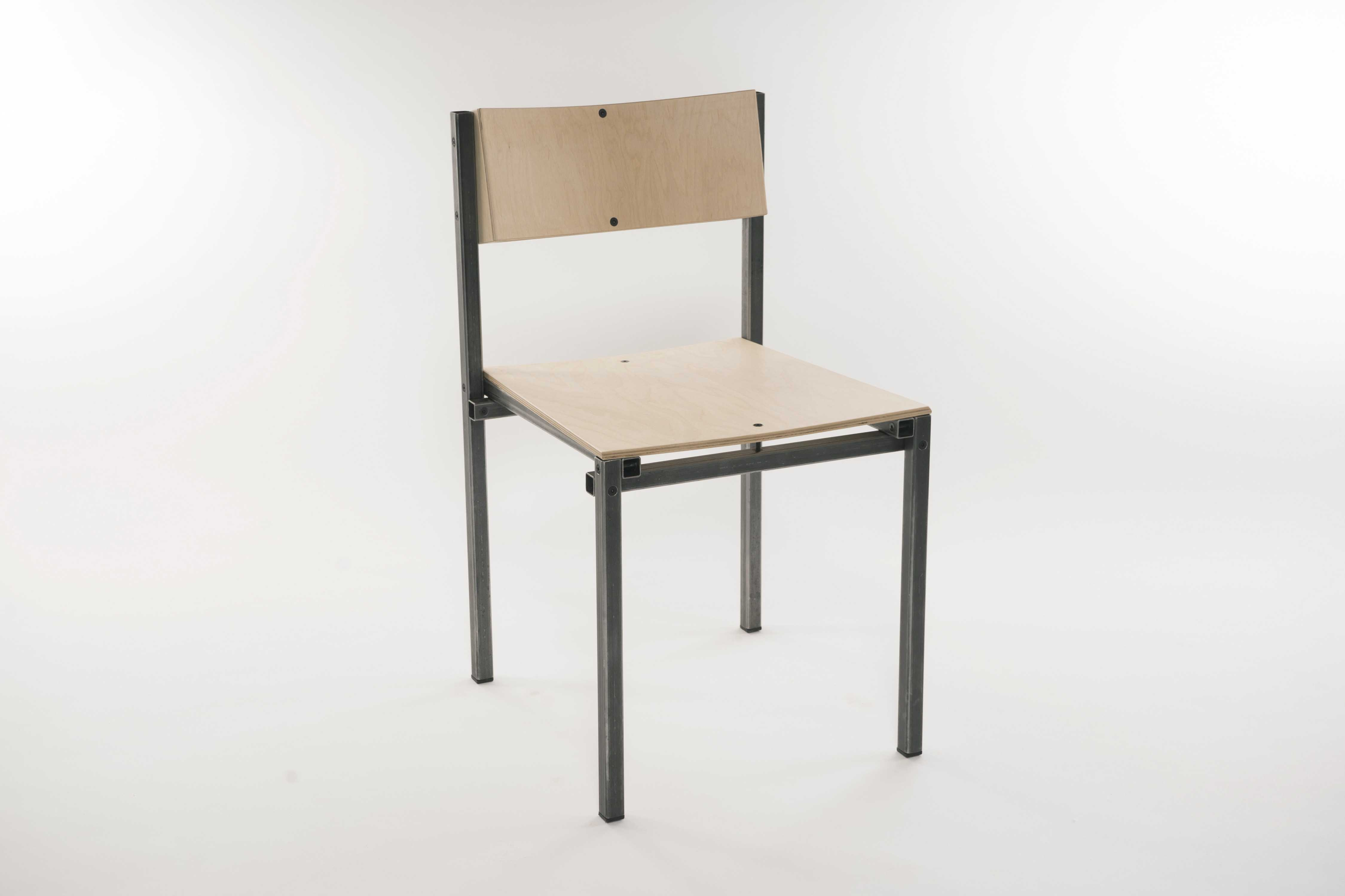 24mm Basic dining chair – Arend Groosman